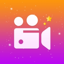 لوگو Special video maker with music