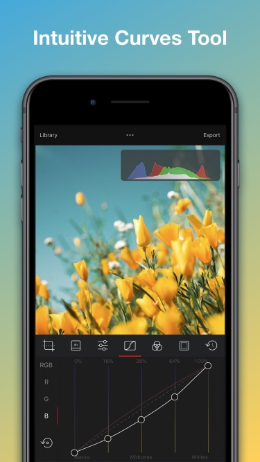 تصاویر Darkroom: Photo & Video Editor