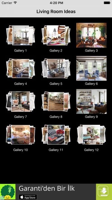 تصاویر Free Living Room Ideas