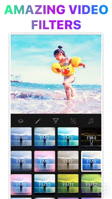 تصاویر FX Movie Effects Video Editor