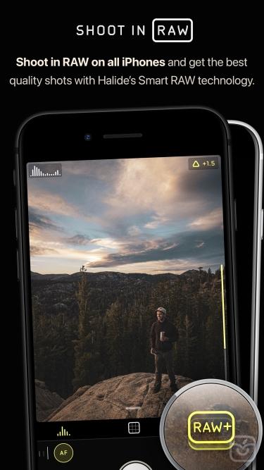 تصاویر Halide Mark II - Pro Camera