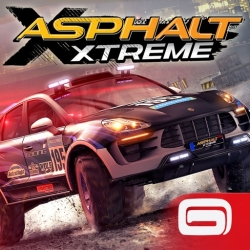لوگو Asphalt Xtreme