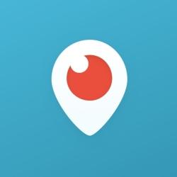 لوگو Periscope Live Video Streaming