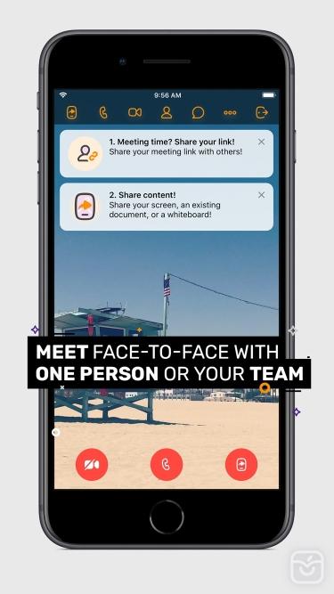 تصاویر join.me - Simple Meetings