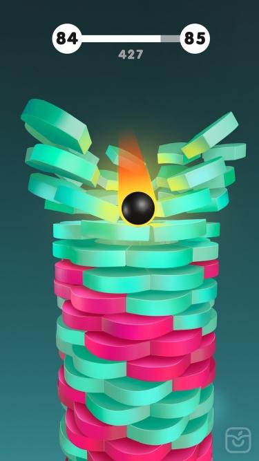 تصاویر Stack Ball 3D
