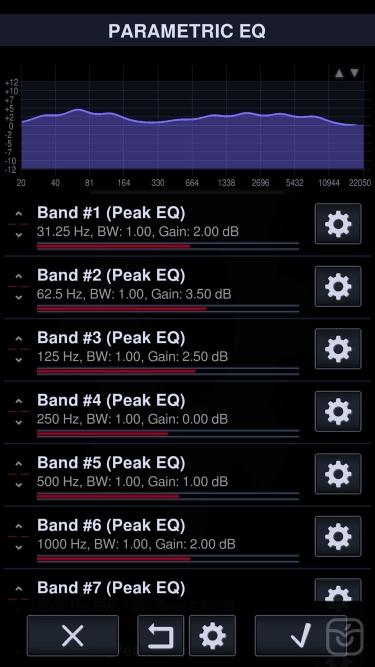 تصاویر Neutron Music Player