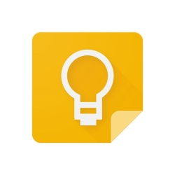لوگو Google Keep - Notes and lists
