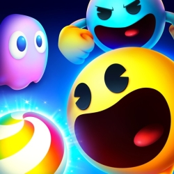 لوگو PAC-MAN Party Royale