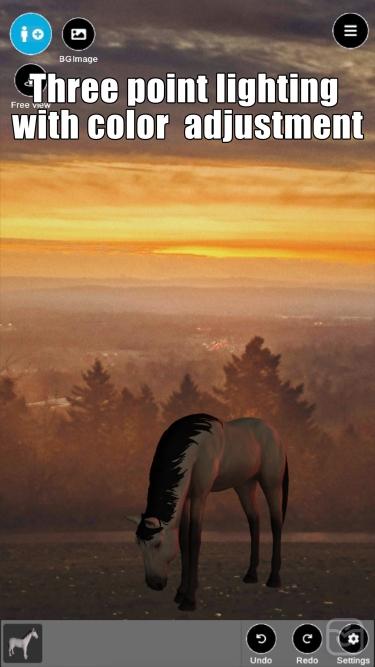 تصاویر Horse Poser