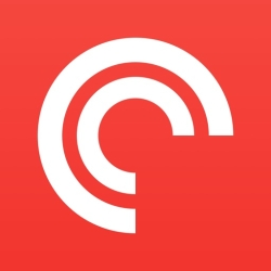 لوگو Pocket Casts