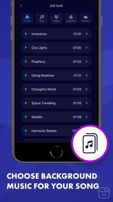 تصاویر Voice Tuner - Singing Studio