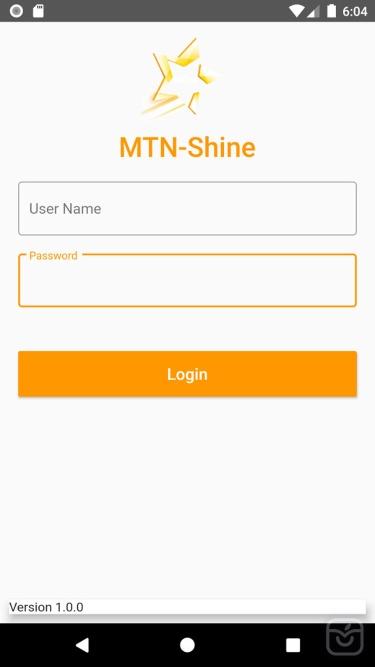 تصاویر Shine App