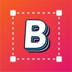 لوگو Bold: Story Fonts & Stickers