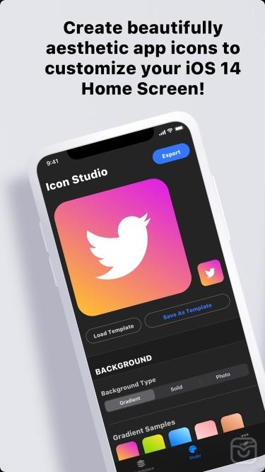 تصاویر Mycons - Aesthetic App Icons