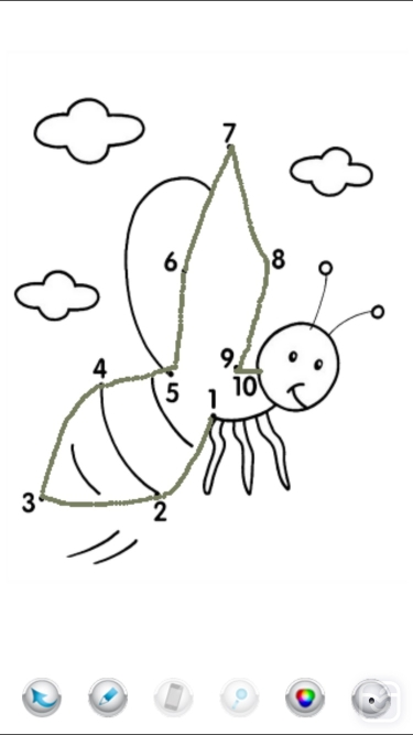 تصاویر Connect the Dots -Draw & Color