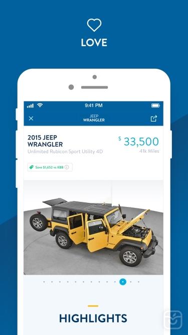 تصاویر Carvana: Buy Used Cars Online