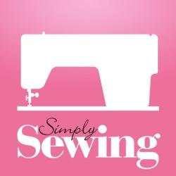 لوگو Simply Sewing Magazine