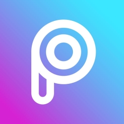 لوگو PicsArt Photo & Video Editor|پیکس آرت