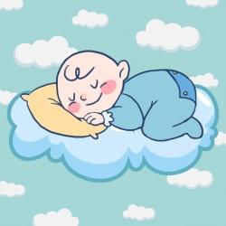 لوگو Calm Baby Sleep Sounds