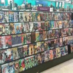 لوگو My Valuable Comic Books