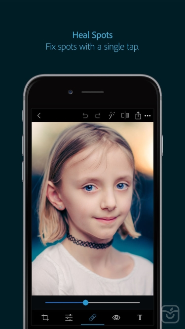 تصاویر Adobe Photoshop Express|ادوب فتوشاپ اکسپرس