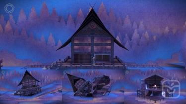 تصاویر Tengami