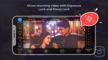 تصاویر Video Recorder Pro