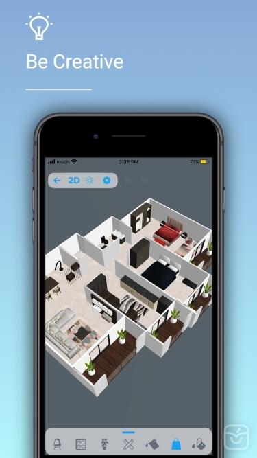 تصاویر home plan 3d
