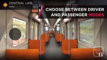تصاویر Subway Simulator 3D