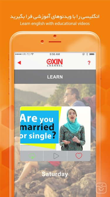 تصاویر Oxinchannel English