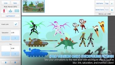 تصاویر Stick Nodes Pro - Animator