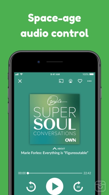 تصاویر Player FM — Podcast App