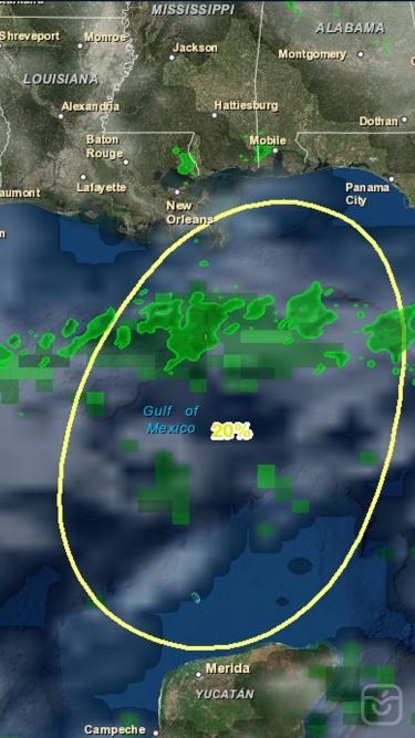 تصاویر Florida Hurricane Tracker