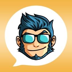لوگو Animate Me Pro: GIFs & Ecards