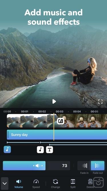 تصاویر Splice - Video Editor & Maker