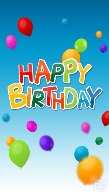 تصاویر Happy Birthday : blow out your candles