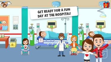تصاویر My Town : Hospital