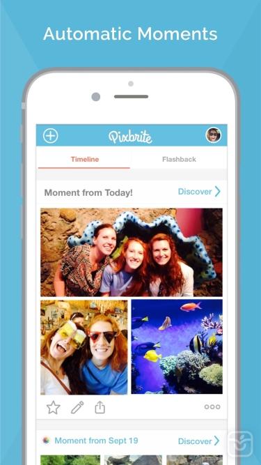 تصاویر Pixbrite: Automatic Photo Collage Maker & Editor