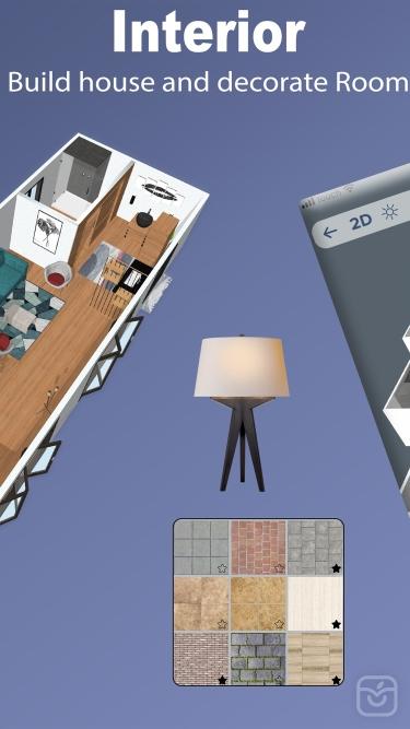 تصاویر Home Design - 3D Plan