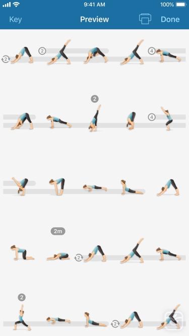 تصاویر Pocket Yoga Teacher 4+