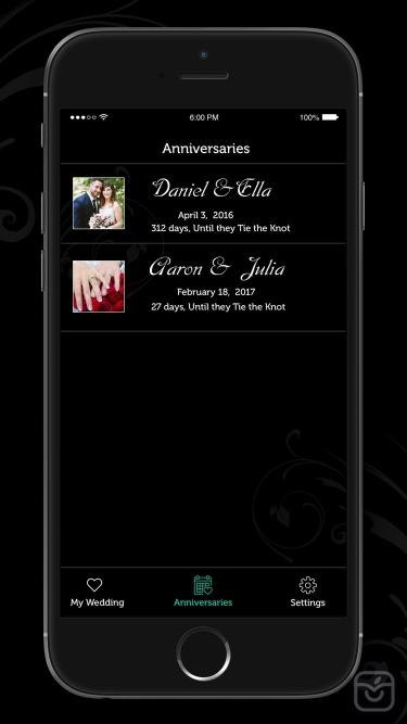 تصاویر Wedding Countdown Reminder