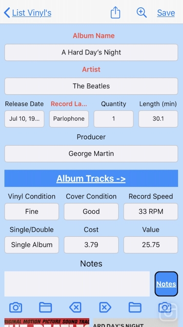 تصاویر My Vinyl Record Collection