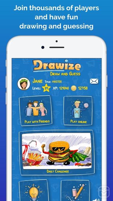 تصاویر Drawize - Draw and Guess