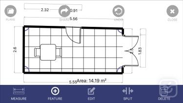 تصاویر Floor Plan App