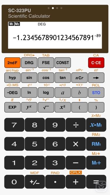 تصاویر Scientific Calculator SC-323PU