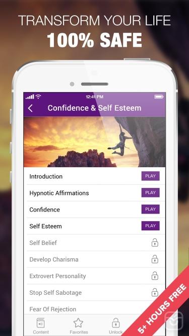 تصاویر Hypnosis for Self Confidence