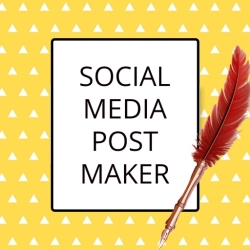 لوگو Social Media Post Maker