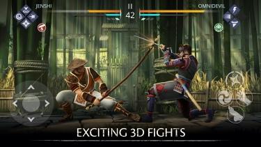 تصاویر Shadow Fight 3