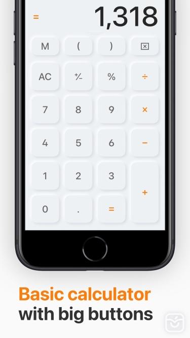تصاویر Calculator Max