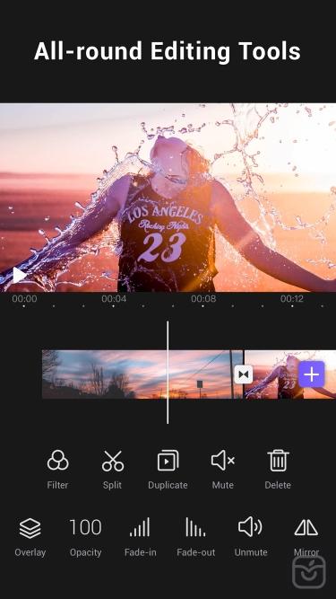 تصاویر VivaCut - Pro Video Editor